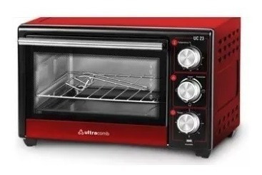 Horno Grill Eléctrico Ultracomb Uc 23 Litros
