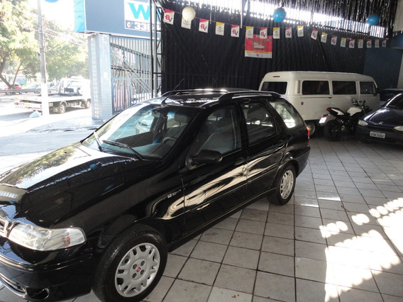 Fiat Palio 1.3 16v Weekend Elx 5p 2002