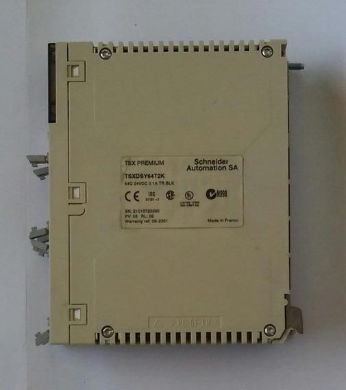 Tsxdsy64t2k Modulo De Saída Schneider Automation S/a