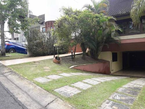 Imagem 1 de 11 de Casa Com 4 Dormitórios À Venda, 750 M² Por R$ 2.100.000,00 - Parque Terra Nova Ii - São Bernardo Do Campo/sp - Ca0202