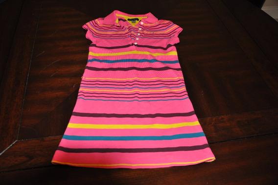 Vestido Infantil Tommy Hilfiger (100% Original)