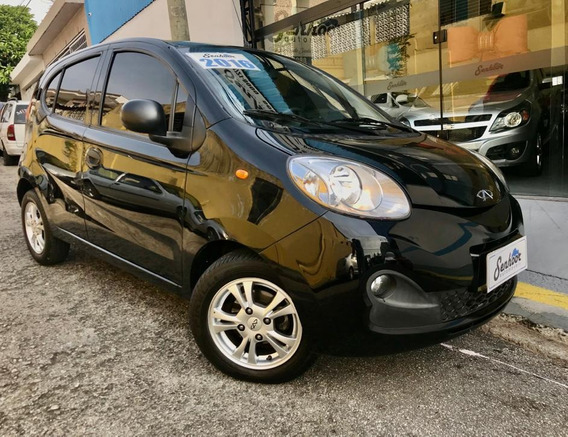 Chery Qq Act1.0 12v Flex Manual Preto - 2016