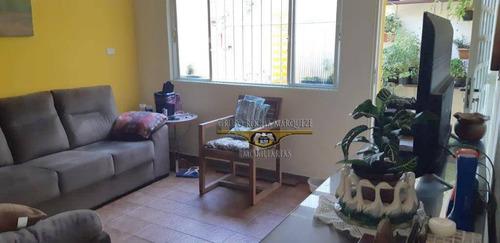 Casa Com 2 Dormitórios À Venda, 70 M² Por R$ 430.000,00 - Jardim Record - São Paulo/sp - Ca0656