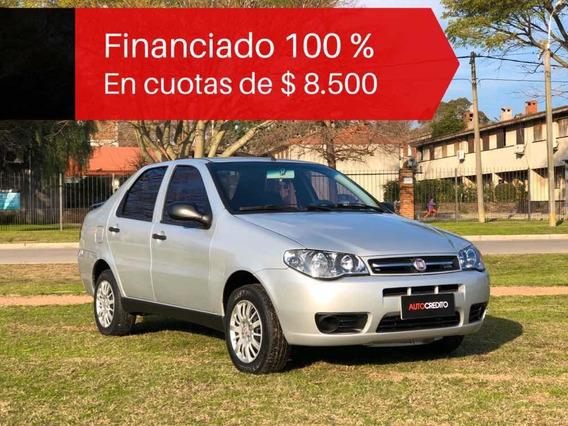 Fiat Siena 1.4 Fire Way Aa+da+pack 2014