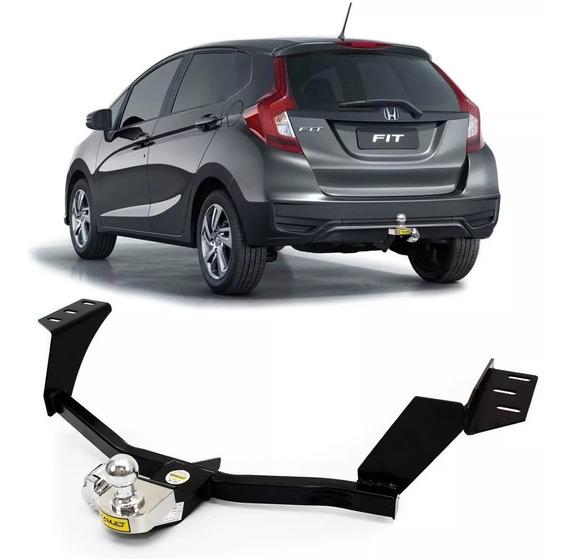 Engate Reboque Honda Fit Dx/lx/ex/exl 2015 Até 2017 Inmetro