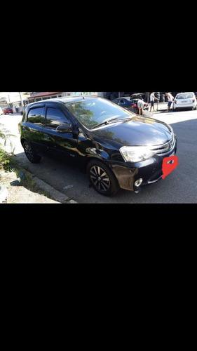 Toyota Etios 2015 1.5 16v Platinum 5p