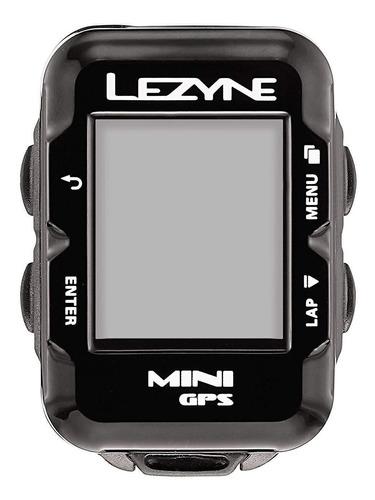 Gps Lezyne Mini Black