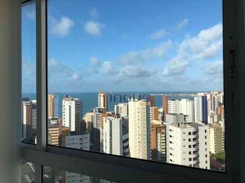 Imagem 1 de 28 de Apartamento Com 4 Dormitórios À Venda, 245 M² Por R$ 2.614.442,38 - Meireles - Fortaleza/ce - Ap0653