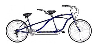 Bicicleta Tandem Micargi Island, Azul, 26 Pulgadas