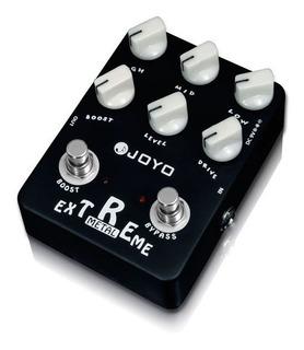 Pedal Joyo Jf17 Extreme Metal Distorsión Guitarra Eléctric /