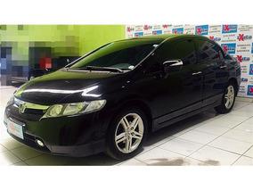 Honda Civic 1.8 Exs 16v Gasolina 4p Automático