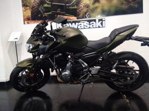 Imagen 1 de 15 de Kawasaki Z 650 Naked Usado Seleccionado Modelo 2018