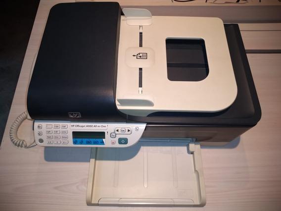 Hp Officejet J4660 All-in-one Printer - Promoção