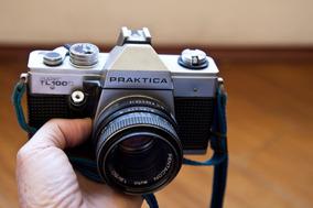 Câmera Praktica Super Tl 1000 - Analógica