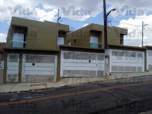 Casa Sobrado À Venda Em Bel Jardim  -  Osasco - 28848