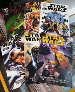 Star Wars Vol 1 Y 2