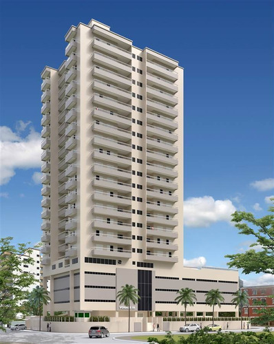 Apartamento, 2 Dorms Com 69.57 M² - Tupi - Praia Grande - Ref.: Vno43 - Vno43