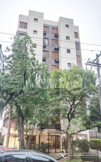 Apartamento Em Petrópolis Com 1 Dormitório - Vp87391