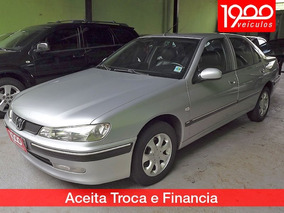 Peugeot 406 2.0 Sedan 16v Gasolina 4p Automático