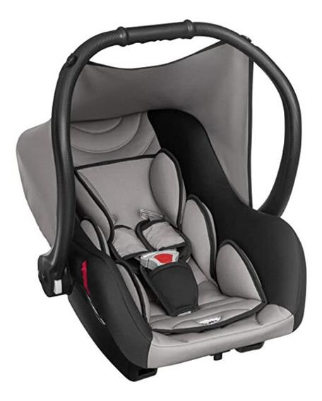 Bebê Conforto Tutti Baby Ello 0 Até 13 Kg Preto E Cinza