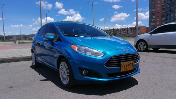 Ford Fiesta Titanium, Automático, Full Equipo.