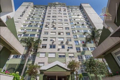 Vendo Apartamento De Um Dormitório, Com Elevador E Garagem, Avenida Cavalhada Em Porto Alegre Rs - Ap4157