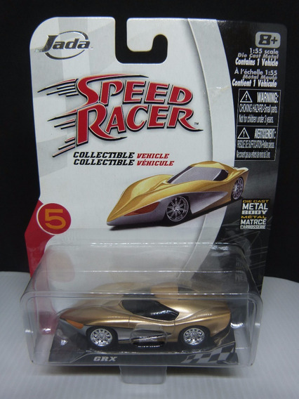 Miniatura Grx Speed Racer Jada 1:55 Metal Diecast