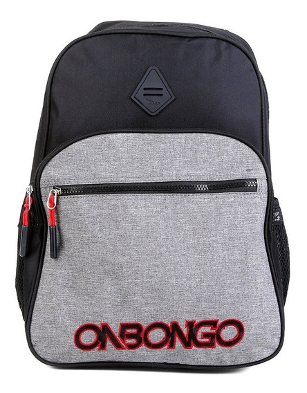 Mochila Infantil Escolar Faculdade Juvenil Onbongo Santino