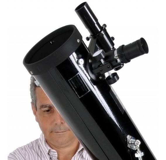 Telescopio Astronômico Profissional Skylife Cygnus 114mm - Skylife Marca Especialista Em Produtos Astronômicos