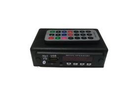 Decodificador Placa Usb P/ Caixa Ativa Fm Aux Bluetooth Mp3