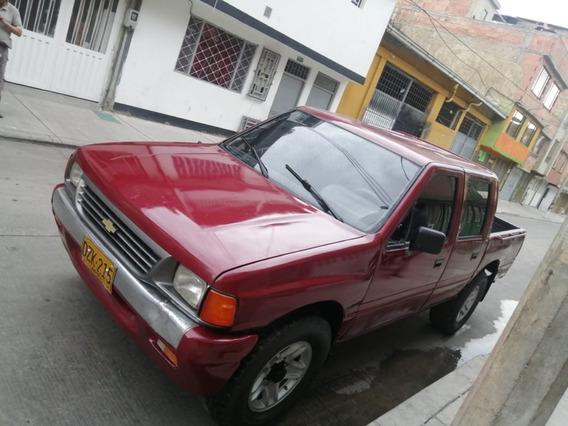 Chevrolet Luv 2300 4x4 Dobletransmision Dlx Full Equipo 199