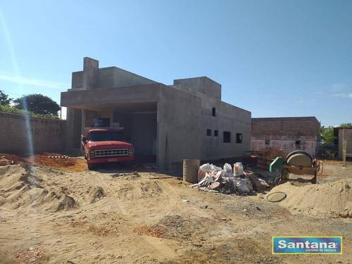 Casa Com 3 Dormitórios À Venda, 168 M² Por R$ 650.000,00 - Bairro Do Turista Ii - Caldas Novas/go - Ca0129