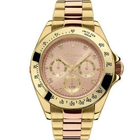 Relógio Feminino Design Rolex - Technos 6p29aiu/st
