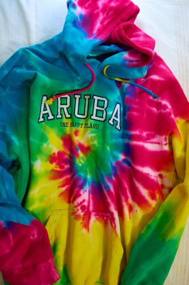 Sueter Colorido Unisex Moda Sweater