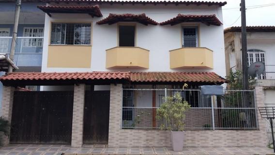 Casa Em Centro (manilha), Itaboraí/rj De 140m² 4 Quartos À Venda Por R$ 350.000,00 - Ca213978