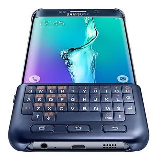 Teclado Galaxy S6 Edge Keyboard Cover Samsung Original