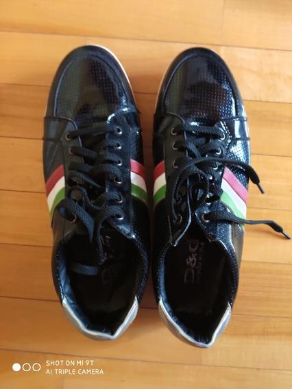Zapatillas Dolce&gabbana Impecables, Casi Nuevas ! Talle 42