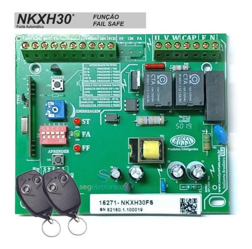 Imagem 1 de 7 de Placa Motor Kxh30fs Dz4 Dz3 Dz Nano Rossi Com 2 Controles