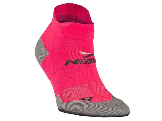 Nemik Tin Para Correr Anti Ampolla Pink Fluor - Run24.mx