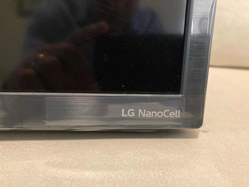 Imagem 1 de 9 de Tv LG Nanocell 4k Quad Core - 50nan079sd