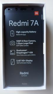 Celular Redmi 7a Xiaomi 32gb