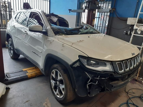 Jeep Compass Longitude 2.0 4x4 Diesel Aut. 2019 Para Peças