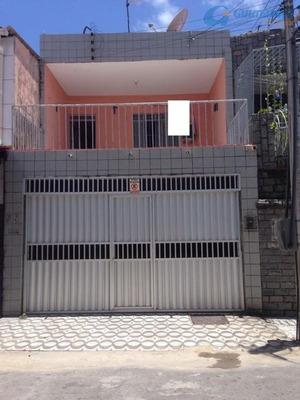 Casa Residencial À Venda, Praia De Iracema, Fortaleza. - Ca1110