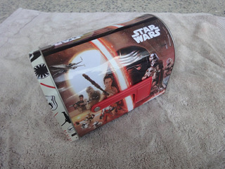 Buzón Star Wars...