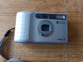 Ricoh My-1 Camera Anano.estado Sem Testar Leia Anuncio