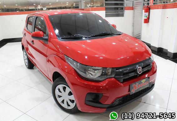 Fiat Mobi Like 1.0 2019 Vermelho Financiamento Próprio 8169