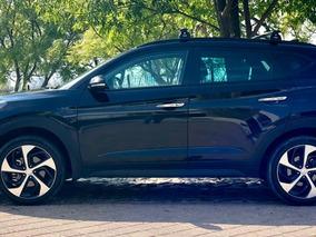 Hyundai Tucson 2.0 Limited Tech Unico Dueño!!!