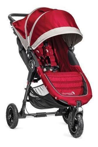 Carriola City Mini Gt Crimson