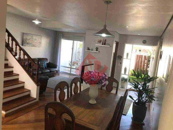 Casa Com 3 Dormitórios À Venda, 172 M² Por R$ 860.000,00 - Scenic - Santana De Parnaíba/sp - Ca0465