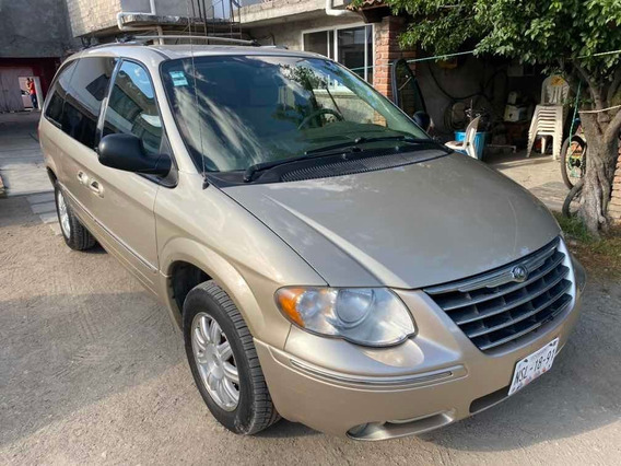 Chrysler Town & Country 2007 3.8 Limited At